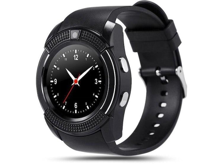 0892dafd22e6 Smartwatch V8 Reloj Inteligente Cámara Frontal soporte Memoria y SIM