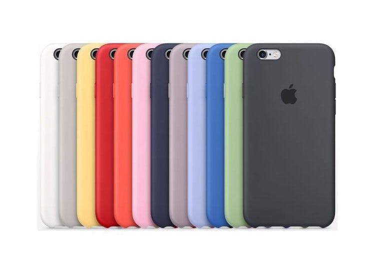 8bf9dd3260f Ripley - Carcasa De Silicona Para Iphone 6 Plus Y 6s Plus Colores