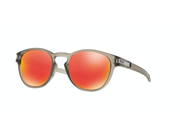 2f1f0f3e2d79f OAKLEY. Oakley Latch Matte Grey Ink lente Ruby Iridium