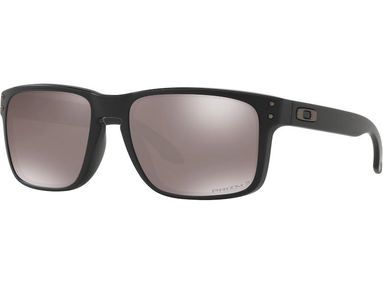 Ripley - Oakley Holbrook Matte Black lente Black Prizm y Polarized 275599dd62