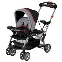 4823040c5 Coche Doble Sit N Stand Millenium Ultra De Baby Trend Original