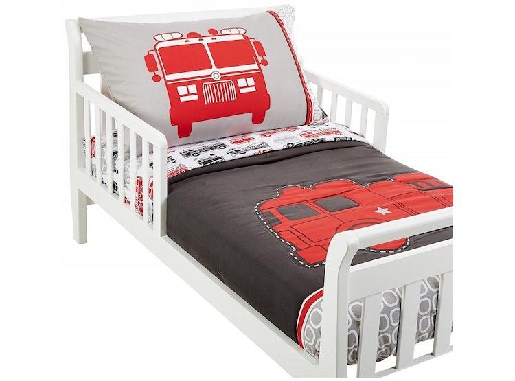 613541f1d92 Ripley - Set de ropa para cama de transición camión bombero Carter s