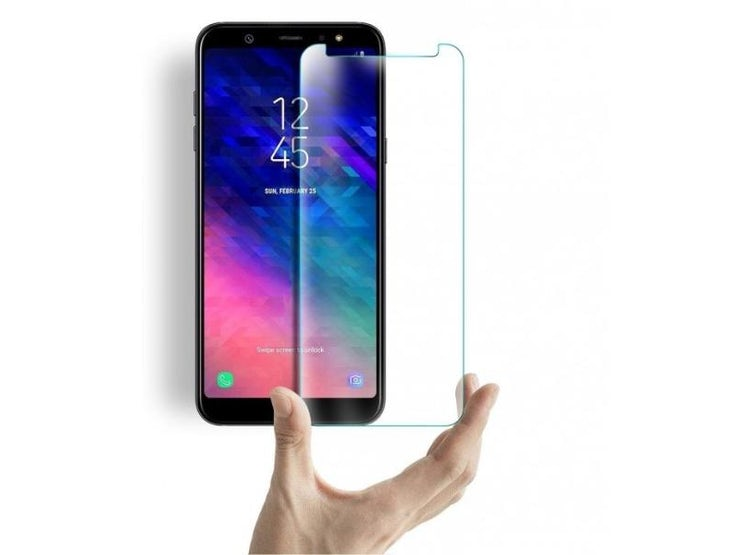 c176b9b01cc Ripley - Lamina De Vidrio Templado Samsung Galaxy A6 Plus 2018