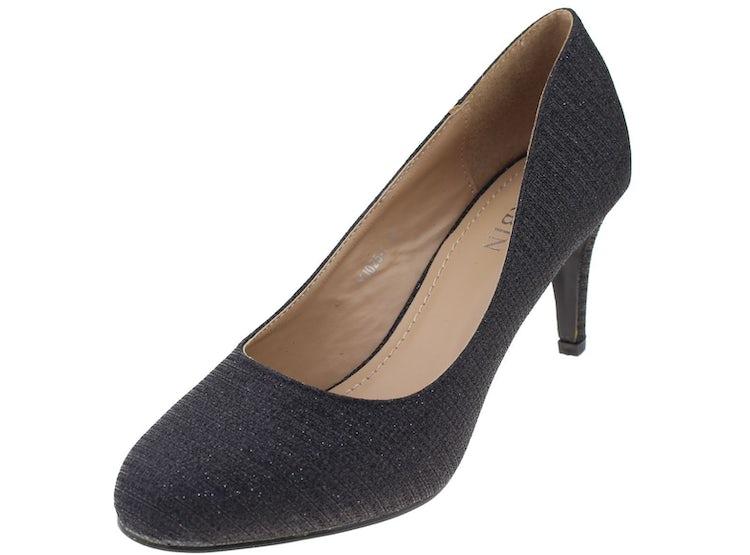 Negro Zapato Mujer Mujer Zapato Negro Carbin Carbin XwZiuOkTPl