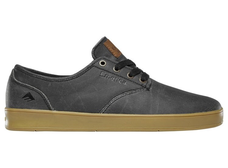 The Gris Emerica Zapatilla Romero Blac Laced wO8n0XkP
