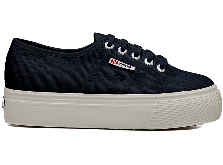 Zapatilla Marino Zs D Up And Acotw Azul Superga Lin SzpMUV